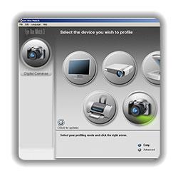 Kalibrationsoftware Eye-One Match 3 (X-Rite)
